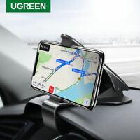 Ugreen Car Dashboard Cradle Mount HUD Phone Holder Fr iPhone XR XS Samsung S9 S8