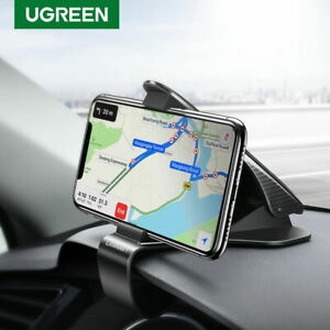 Ugreen Car Dashboard Phone Mount Holder Stand for iPhone XR XS MAX Samsung S9 S8