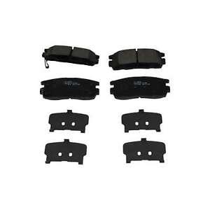 For Chevrolet Captiva C100 C140 3.0 4WD Eurobrake Rear Disc Brake Pads Set