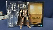 S.H. Figuarts The Mandalorian Mando (Original Version) Action Figure Used