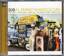 DUB A JOURNEY IN BASS CULTURE