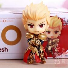 Fate/stay night Gilgamesh #410 Nendoroid PVC Action Figure Anime Model Toy
