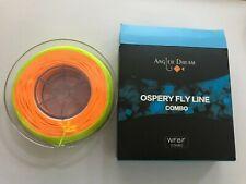 Angler Dream Osprey Fly Line / Backing Combo WF8F
