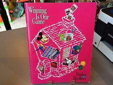 RARE PARKER BROS TOY FAIR CATALOG 1991 NERF DISNEY SORRY! CLUE OUIJA PIZZA PARTY