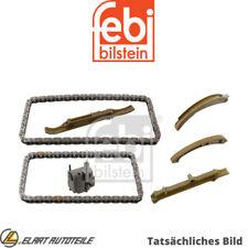 Timing Chain Kit for BMW Opel 3 E36 M51 D25 M41 D17 5 E34 5 E39 Febi Bilstein