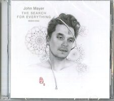 MAYER JOHN THE SEARCH FOR EVERYTHING CD NUOVO SIGILLATO