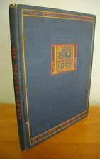 SIR WALTER SCOTT by W S Crockett & James L Caw, Early 1900s Illustrated