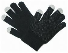 Saddlecraft Touch Screen Magic Gloves for (Ipad) (Iphone) (Ipod) 1-size Black