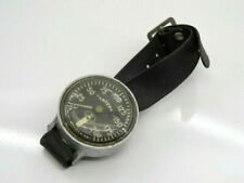 Vintage Calypso Aqua Lung Dive Watch Depth Gauge 200 Feet Diving Tool Nr!