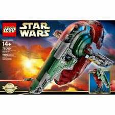 LEGO Star Wars Slave 1 75060 UCS Ultimate Collector's Series New in Box