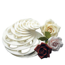 Fondant Cake Sugarcraft Rose Flower Decoration Cookie Mold Paste Gum Cutter Tool