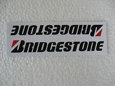 Pegatinas set * sticker bridgestone auto-Tuning Motorsport racing Biker moto