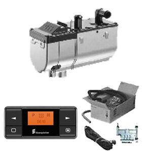 Standheizung Eberspächer Hydronic D5WS mit Uni-Bausatz + Uhr EasyStart Timer NEU