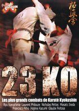 23 KO - Karaté Kyokushinkai