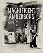The Magnificent Ambersons (Criterion Collection)(Blu-ray)(Region A)(Nov 27)