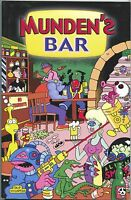 Munden's Bar 1 TPB IDW 2007 NM Grimjack 2-6 8 10 12 14 15 16 22 Veitch Rude
