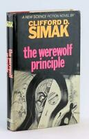 Clifford Simak First Edition 1967 The Werewolf Principle Hardcover w/Dustjacket