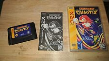 TESTED Knuckles Chaotix (Sega 32X, 1995) w/ manual