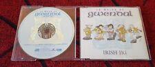 Folk GWENDAL ** Irish Jig ** RARE 1997 Spain PROMO 4-TRACK CD SINGLE