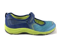 Vionic Sunset Blue Green Mary Jane Orthopedic Comfort Sneaker Shoe Womens US 8