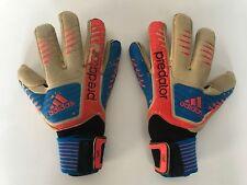 Size 9 Football Goalkeeper Gloves ADIDAS Predator Pro 2012