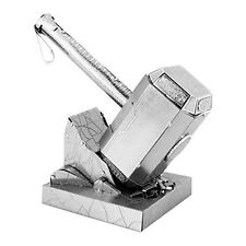 Metal Earth Marvel Avengers Thor's Hammer Mjolnir Steel Model Kit NEW