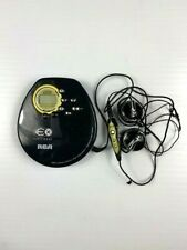 RCA ESP-XTREME RP2462  Portable CD player 180second Skip Protect Bass Boost