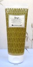Origins Ginger Smoothing Ginger Body Scrub 200ml - New