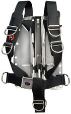 Hollis Solo Harness System for Technical Diving w/ Stainless Steel Backplate