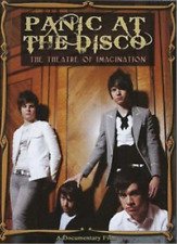 Panic at the Disco: The Theatre of Imagination  DVD NEW