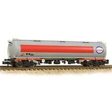 Graham Farish N Gauge 373-560 -100 Ton TEA Bogie Tank Wagon - Esso - Grey & Red