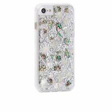Carcasas Apple color principal blanco para teléfonos móviles y PDAs
