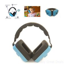 Baby Earmuffs Infant Hearing Protection Noise Sound Reduction Safety Toddlers