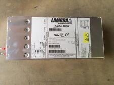 Lambda Invensys Alpha 400W J40046 N Module H Module Waters Micromass Q TOF