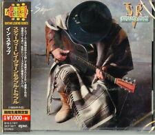 STEVIE RAY VAUGHAN & DOUBLE TROUBLE-IN STEP-JAPAN CD BONUS TRACK Ltd/Ed B63