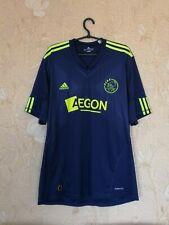 Ajax 2010 - 2011 away football shirt jersey Adidas size XL