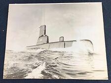 Vintage USS Bang SS-385 Photo