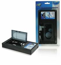 Adaptador de cassette de video VHS-C HQ Grabadora Convertidor de cinta reproductor de cinta videocámara