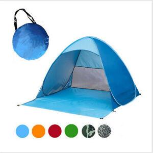 Beach Tent Ultralight Folding Tent Pop Up Automatic Open Tent Sun Shade tent