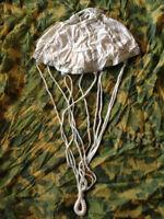 Aerospace Vintage Military Supply Drop Parachute Diameter 0.5m/1.6Ft
