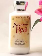Bath and Body works Forever Red Body Lotion cream Shea Vitamin E 8 oz *New*
