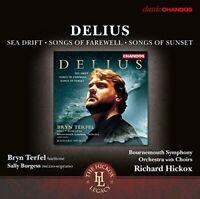 Sally Burgess - Delius:Sea Drift [Bryn Terfel; Sally Burgess;  [CD]