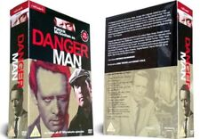 DANGER MAN the complete series. 13 disc box set. New sealed DVD.