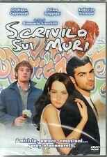 SCRIVILO SUI MURI - DVD (NUOVO SIGILLATO)