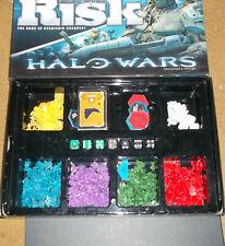 Hasbro Risk Halo Wars Board Game Parts Cheap
