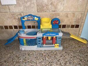MATCHBOX Mattel Hero City Car Wash Playset #0580