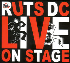 Ruts DC : Live On Stage CD (2014) ***NEW***