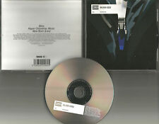 MUSE Bliss w/ UNRELEASED TRK& LIVE LIMITED Europe made CD single USA seller 2001
