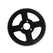 Diente de mini moto 70T 6mm 25H Trasero Sprocket Para Bicicleta De Carreras
