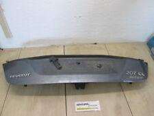 PEUGEOT 207 CC 1.6 B 5M 88KW (2009) RICAMBIO MODANATURA COFANO POSTERIORE PARTE